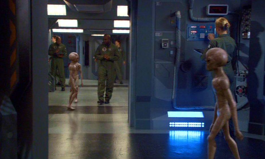 Stargate Asgard military